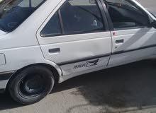 سيارة بيجو جيلكس ابيض موديل 11