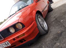 Manual Red BMW 1990 for sale