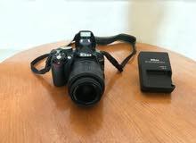 Nikon D3100 سعر الاصلي 500 دينار لان مطلوب 150