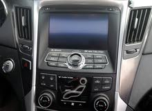 Black Hyundai Sonata 2012 for sale