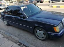 Mercedes Benz E 200 1991 for sale in Irbid