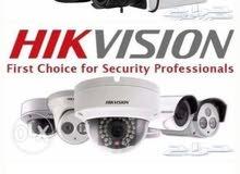 كاميرات مراقبة بيع وتركيب وصيانه