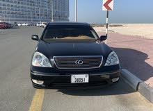 Lexus LS 430 لكزس 2003