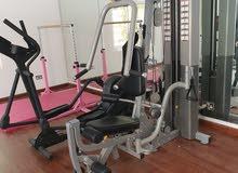 life fitness  cross trainer  multi gym