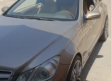 مرسيدس E350 Coupe 2010