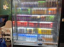 open display chiller