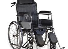 Bed wheelchair reclining
