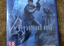 Resident Evil 4 عربية