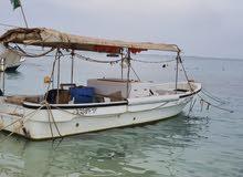 قوارب صيد للبيع