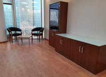 Fully furnished office for rent - Olaya