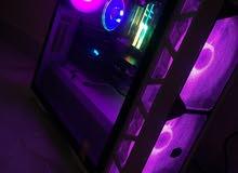 pc High Gaming RTX AMD RYZEN 9 قيمنق بيسي اداء قوي