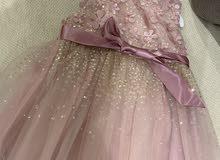 فستان اطفال حالة جيدة جدا
