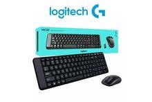 Logitech Wireless Keyboard And Mouse - MK220