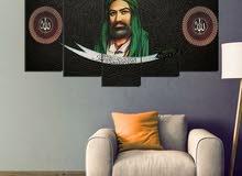 لوحات من الخشب التركي