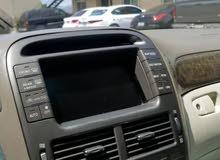 شاشه لكزس 430 Lsتركب من 2001الين 2003 مستعمله نضيفه