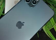 iPhone pro max 11 اول درجه بعد الاصلي اصدار امريكي