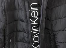 new Calvin klein jacket