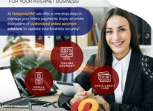 NoqoodyPAY: Ideal payment solutions for your internet business!
