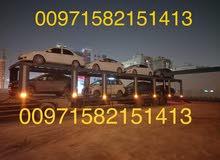 اشحن سيارتك من الامارات الي السعوديه باقل سعر
