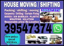 PROFESSIONAL SERVICES HOUSE OFFICE STORE FLAT SALON MOVING