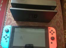 Nintendo switch+2 games