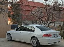 BMW 750i clean carfax super options