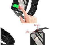» ساعة يد ذكية تاتش (لمس) بديلة الهواتف