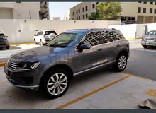 Very clean VW Touareg 2015