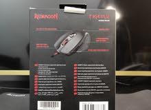 ماوس خاص بالالعاب ماركة (Redragon) ريد دراگون نوع tiger 2 الجديد