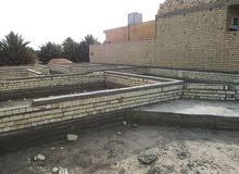قطعة 200 متر مربع الواجهة 10 والنزال 20  طابو سكني بالمثلث الذهبي السلاميات
