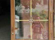 ابواب ونوافذ الالمنيوم وpvc