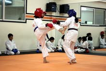 KARATE AND SELF-DEFENSE FOR KIDS, ADULTS & LADIES