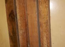 5مرابيع خشب طول مترينن وعشرين سانتيمتر
