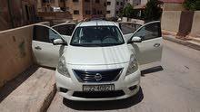 Gasoline Fuel/Power   Nissan Sunny 2013