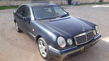 Gasoline Fuel/Power   Mercedes Benz E 320 1999