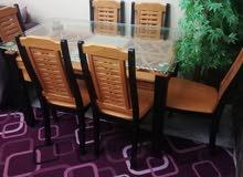 طاولة سكريت خشب زان اصلي