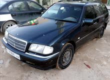 Mercedes Benz C 200 in Tripoli