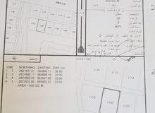 للبيع : ارضين سكنيات