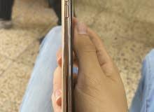 ايفون xsmax 64 ذهبي مستخدم