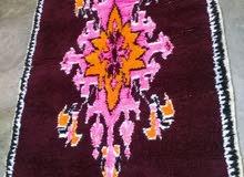 الزرابي القليدية بصناعة يدوية  Les tapis traditionel