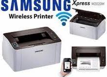 Samsung printer M2020W طابعة سامسونج / مع خدمة التوصيل
