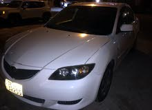 Mazda 3 2007 For sale - White color