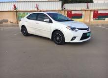 Toyota Corolla car for sale 2015 in Suwaiq city