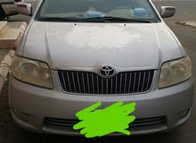 Manual Toyota 2007 for sale - Used - Jazan city