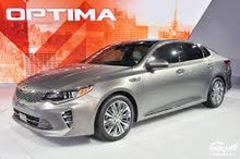 Kia Optima car is available for a Day rent
