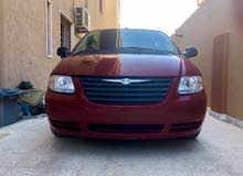 Red Chrysler Town & Country 2006 for sale