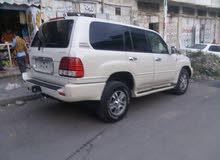 لكزس 470 2005 Lx
