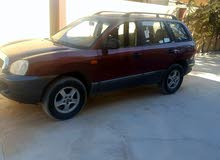 Gasoline Fuel/Power   Hyundai Santa Fe 2002