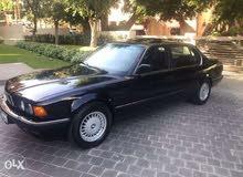 ماتور  BMW 735