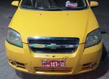 شوفرليه افيو لون اصفر للبيع موديل 2011 ألشركة العامة لتجارة السيارات
